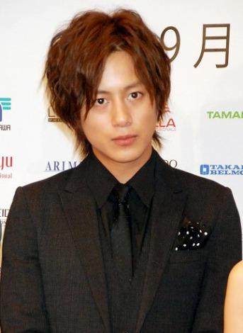 『The Best of Beauty 2011』の授賞式に出席した溝端淳平 (C)ORICON DD inc.