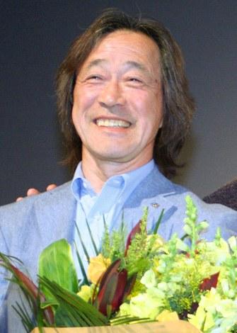 サムネイル 星野真里の結婚を祝福した武田鉄矢 (C)ORICON DD inc.