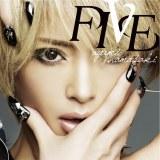 通算18作目のアルバム首位を獲得したミニアルバム『FIVE』