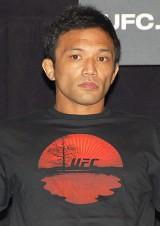 """総合格闘技大会『UFC』記者会見に出席した山本""""KID""""徳郁 (C)ORICON DD inc."""