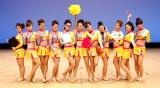 アイドル11人がチア&ダンスに挑戦