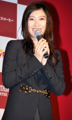 サムネイル 第2子懐妊発表後、初めて公の場に登場した篠原涼子 (C)ORICON DD inc.