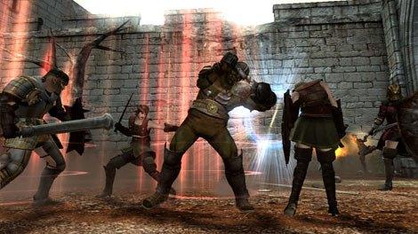 最大3対3のネット対戦格闘が楽しめる剣と魔法のガチンコバトルゲーム