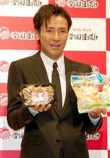 『雪国まいたけ』のイメージキャラクターを6年ぶりに務める郷ひろみ (C)ORICON DD inc.
