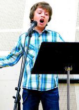 ミゲルくん、目指す歌手はボン・ジョヴィ