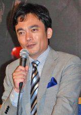 舞台『ピアフ』の製作発表会見に出席した高橋和也 (C)ORICON DD inc.