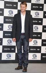 海外ドラマ『サウスランド』シーズン3PRのため初来日した主演俳優のベン・マッケンジー (C)ORICON DD inc.