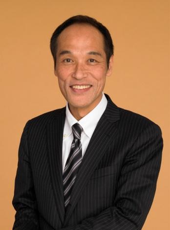 新番組『キャスト』にコメンテーターとして出演する東国原英夫氏 (C)ABC