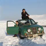 撮影は今年2月。いちばん寒い時期に、アクションシーンも多い超ハードな現場だった(C)2011「探偵はBARにいる」製作委員会