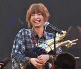 『第2回じゃんけん大会』を勝ち抜き、見事センターの座を奪取したAKB48の篠田麻里子 (C)ORICON DD inc.