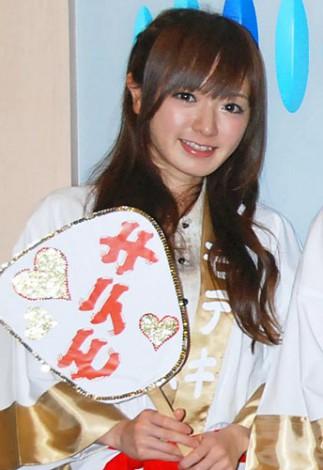 映画『モテキ』PRのためオリコンに来社したテレビ東京の紺野あさ美アナウンサー (C)ORICON DD inc.