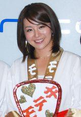 映画『モテキ』PRのためオリコンに来社したテレビ東京の大橋未歩アナウンサー (C)ORICON DD inc.