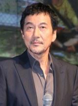 『第24回東京国際映画祭』の記者会見に出席した役所広司 (C)ORICON DD inc.