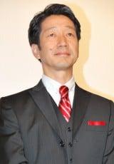 映画『ステキな金縛り』完成披露試写会舞台あいさつに登壇したKAN (C)ORICON DD inc.