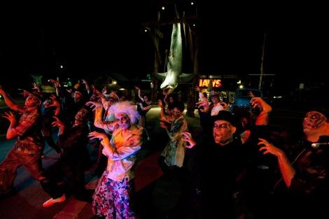 USJ夜の期間限定企画『ハロウィーン・ホラー・ナイト』がスタート