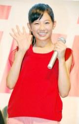 デビュー記念イベントを行った、7人組アイドルグループ・Fairiesの伊藤萌々香 (C)ORICON DD inc.