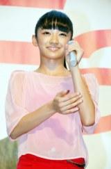 デビュー記念イベントを行った、7人組アイドルグループ・Fairiesの下村実生 (C)ORICON DD inc.