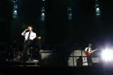 『ドリームフェスティバル2011』に出演したB'z (C)DREAM FESTIVAL 2011