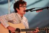 くるり主催の音楽フェス『京都音楽博覧会』が5周年を迎えた(写真はくるりの岸田繁) Photo 黒瀬康之