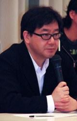 審査員として候補者に質問するAKB48総合プロデューサー・秋元康 (C)ORICON DD inc.