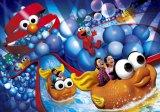 新エリア「ユニバーサル・ワンダーランド」に登場する「エルモのバブル・バブル」