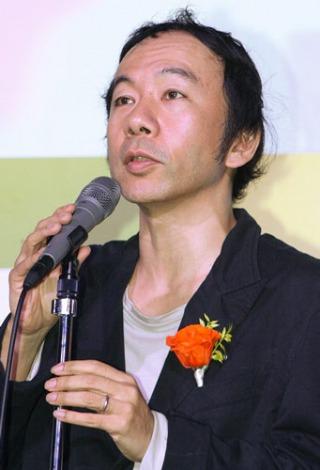 『第33回ぴあフィルムフェスティバル』の「PFFアワード2011」審査員として授賞式に出席した、塚本晋也監督 (C)ORICON DD inc.