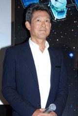 映画『はやぶさ/HAYABUSA』の公開初日舞台あいさつに登壇した鶴見辰吾 (C)ORICON DD inc.