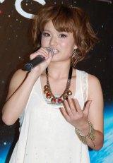 映画『はやぶさ/HAYABUSA』の公開初日舞台あいさつに登壇したfumika (C)ORICON DD inc.