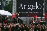Angelo、新宿にファン3000人集結