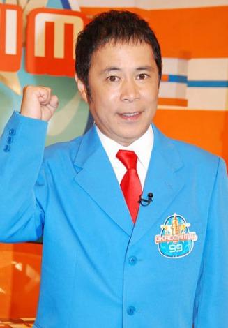 初の単独冠番組『おかっちM.C. THE MANZAI 応援宣言!』の会見に出席した、ナインティナインの岡村隆史 (C)ORICON DD inc.