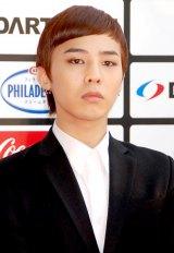 BIGBANGのリーダー・G-DRAGON (C)ORICON DD inc.