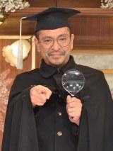 NHK総合の新番組『松本人志のコント MHK』で取材に応じたダウンタウン・松本人志