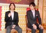 日本テレビの新番組『1番ソングSHOW』の会見の様子 (C)ORICON DD inc.
