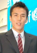 「男性部門」3位に選ばれた、サッカー日本代表キャプテンの長谷部誠選手 (C)ORICON DD inc.