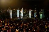 米ニューヨークのライブハウス「ハイライン・ボールルーム」で熱演するDREAMS COME TRUE (C)Mark Higashino