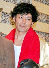 舞台『ピアフ』の公演前日に報道陣のインタビューに応じた山口馬木也 (C)ORICON DD inc.