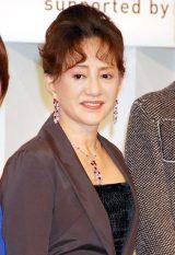 舞台『8人の女たち』製作発表会見に出席した加賀まりこ (C)ORICON DD inc.