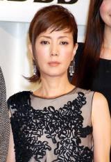 舞台『8人の女たち』製作発表会見に出席した戸田恵子 (C)ORICON DD inc.