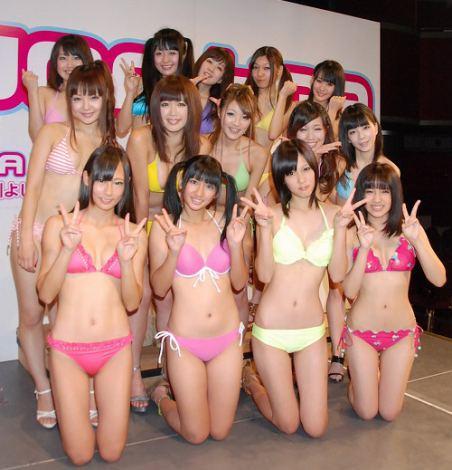 サムネイル 新メンバー4人を加え総勢14人となった新生YGA (C)ORICON DD inc.