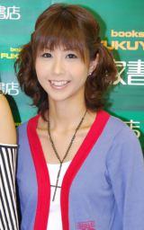 写真集『一期一会 ZONE〜2011年8月の軌跡〜』発売イベントを行ったZONEのMAIKO (C)ORICON DD inc.