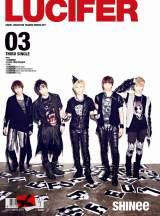 3rdシングル「LUCIFER」(10月12日発売)