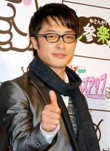BSフジドラマ『T-UP presents サムズアップ』記者発表会に出席した和田聰宏 (C)ORICON DD inc.