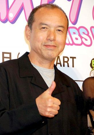 BSフジドラマ『T-UP presents サムズアップ』記者発表会に出席した蛍雪次朗 (C)ORICON DD inc.