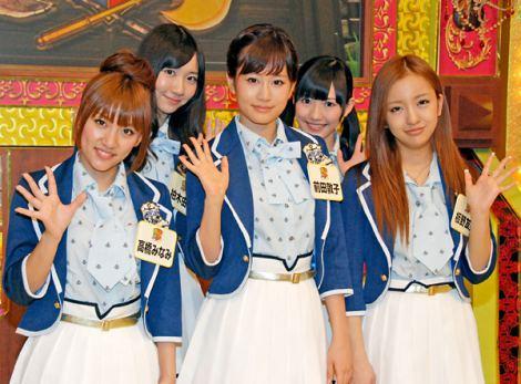 画像・写真 | AKB48前田&高橋、...