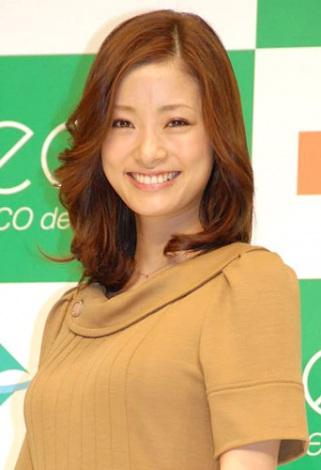 ウォームビズ『ECO de OFFICE』の推進キャンペーンアンバサダーに就任した上戸彩 (C)ORICON DD inc.