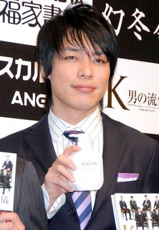 書籍『K 男の流儀』出版記念イベントに出席した麒麟・川島明 (C)ORICON DD inc.