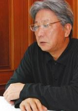 """""""紙と電子""""の今後について語る作家・伊集院静氏 (C)ORICON DD.inc"""