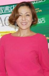 ライフスタイルブック『HOME』の発売記念イベントを行ったRIKACO (C)ORICON DD inc.