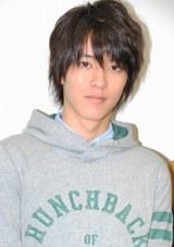 ドラマ『マネキン・ガールズ』(BS-TBS)の制作発表会に出席した、松島庄汰 (C)ORICON DD inc.