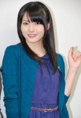 ドラマ『マネキン・ガールズ』(BS-TBS)の制作発表会に出席した、℃-ute・矢島舞美 (C)ORICON DD inc.
